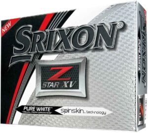 Srixon Z-Star Xv Golf Ball